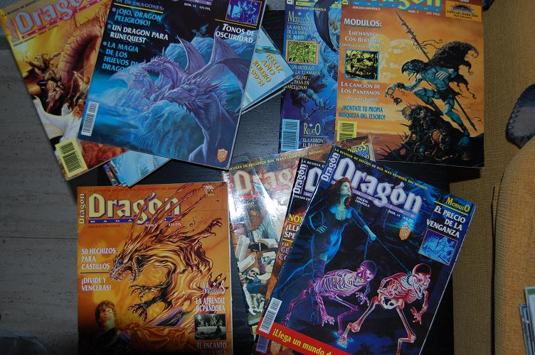 Revistas Dragon