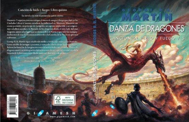 danza con dragones