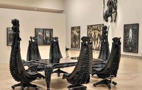 la-foto sillas de diseño alien