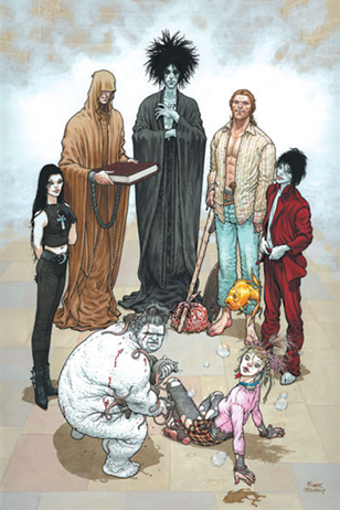 The_Sandman-_Endless_Nights dhyhtryu_Poster_by_Frank_Quitely