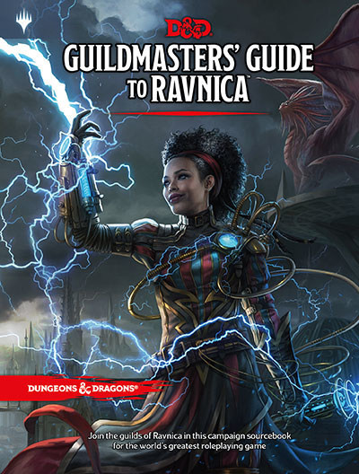 DnD Guildmasters Guide to Ravnica