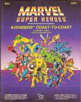 marvel super heroes avangers coast erf3334